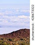 Mar De Nubes  Sea Cloud On The...