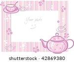 illustration raster  frame for...   Shutterstock . vector #42869380