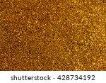 gold sparkle | Shutterstock . vector #428734192