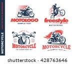 Motorcycle Shield Emblem  Logo...