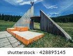 ilidza  bosnia and herzegovina  ... | Shutterstock . vector #428895145