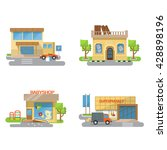 vector illustration of a... | Shutterstock .eps vector #428898196