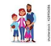 family | Shutterstock .eps vector #428906086