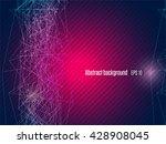 abstract modern geometrical...   Shutterstock .eps vector #428908045