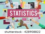document marketing strategy... | Shutterstock . vector #428908822