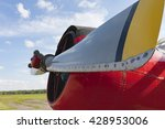 The Propeller And Engine...