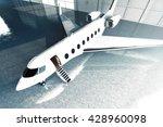 photo of white glossy luxury... | Shutterstock . vector #428960098