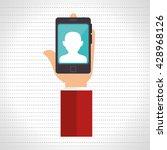 avatar person design    Shutterstock .eps vector #428968126