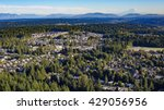 bothell mill creek  washington... | Shutterstock . vector #429056956