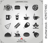 food icon  food icon eps10 ...