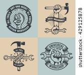 Logo Mechanical Repair Shop In...