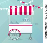 Street Food Cart  Bike Cafe...