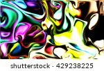 blurred background of abstract... | Shutterstock . vector #429238225