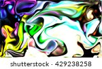 blurred background of abstract... | Shutterstock . vector #429238258