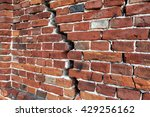 Cracked Brick Wall  Brick Wall...