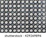 studs tactile paving textured... | Shutterstock . vector #429269896