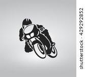 cornering flat icon | Shutterstock .eps vector #429292852