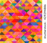 Geometric Vector Background....