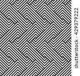 vector seamless texture. modern ... | Shutterstock .eps vector #429379222