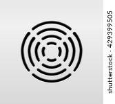 abstract audio speaker template ...