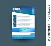 catalog design | Shutterstock .eps vector #429431278
