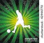 football poster   Shutterstock .eps vector #42944770