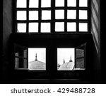 domes of sultan mehment mosque... | Shutterstock . vector #429488728