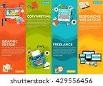 graphic design   copywriting ...   Shutterstock .eps vector #429556456