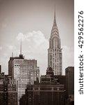 chrysler building. the chrysler ...   Shutterstock . vector #429562276