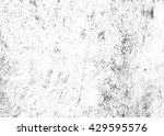 white concrete grunge texture... | Shutterstock . vector #429595576