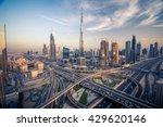 Dubai Skyline Beautiful City Close - Fine Art prints