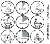 Sets Of Instruction Icons...
