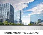 modern buildings | Shutterstock . vector #429660892
