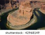 Mighty Colorado River Twisted...