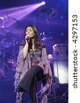 latin concert by belgian... | Shutterstock . vector #4297153