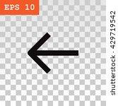 arrow icon. arrow icon vector....