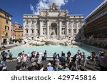 rome  italy   may 24  2016 ... | Shutterstock . vector #429745816