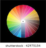 color guide | Shutterstock .eps vector #42975154