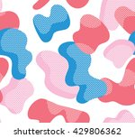 seamless abstract pattern in... | Shutterstock .eps vector #429806362