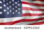 united state of america flag... | Shutterstock . vector #429912565