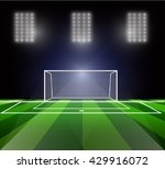 stadium in lights.eps10 | Shutterstock .eps vector #429916072