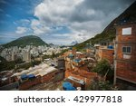 colorful painted buildings of...   Shutterstock . vector #429977818