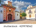 typical nice clean city streets ... | Shutterstock . vector #429978562