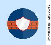 antivirus flat icon
