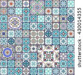 vector seamless texture.... | Shutterstock .eps vector #430014355