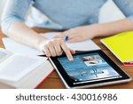 business  technology  people ... | Shutterstock . vector #430016986