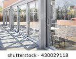 panoramic window system | Shutterstock . vector #430029118