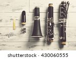 overhead of a disassembled... | Shutterstock . vector #430060555