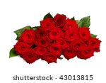 bunch of roses | Shutterstock . vector #43013815