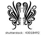 pattern | Shutterstock .eps vector #43018492